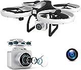 EACHINE E020 Drohne mit 4K Kamera HD,WiFi FPV,Höhenhaltung,Headless Modus Flugbahnflug,automatische Rückkehr,12 Min. Flugzeit,LED,RC Quadcopter für Anfänger