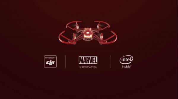 Ryze Tello – Iron Man Edition